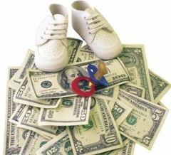 гроші для дитини