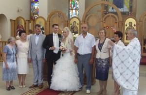 Весілля Сергія Костюка