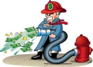 как взять деньги под свой контроль