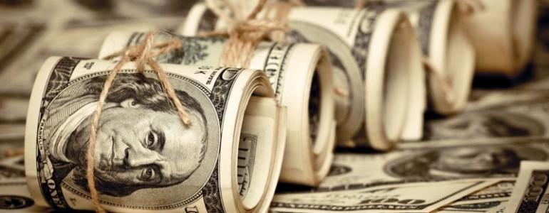 Схема накопления денег дома