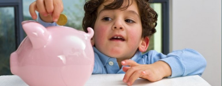 Скільки грошей давати дитині?