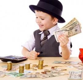 Гроші та діти