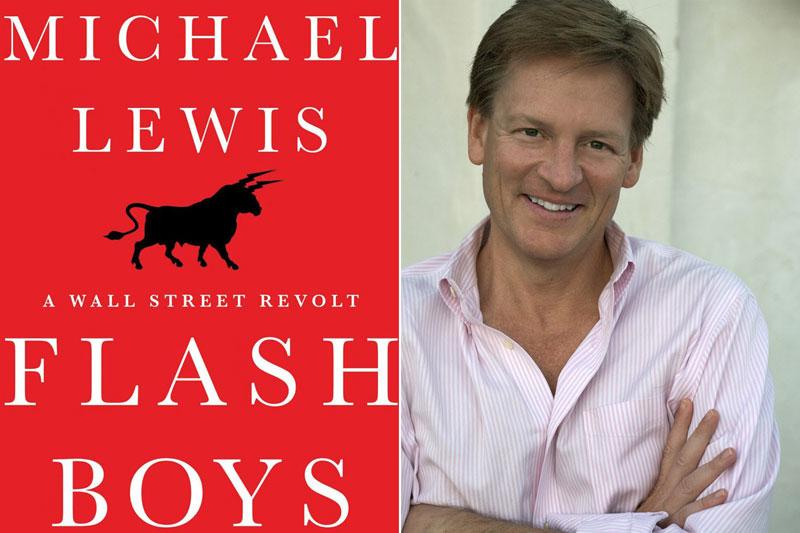 Книга Flash Boys. Високочастотна революція на Уолл-стріт
