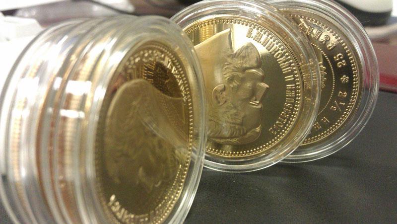Інвестиції в золото в 2015 році