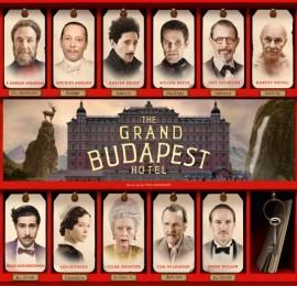 Отель Гранд Будапешт