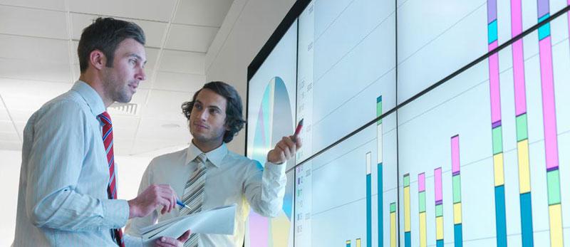 Аналитик больших объемов данных