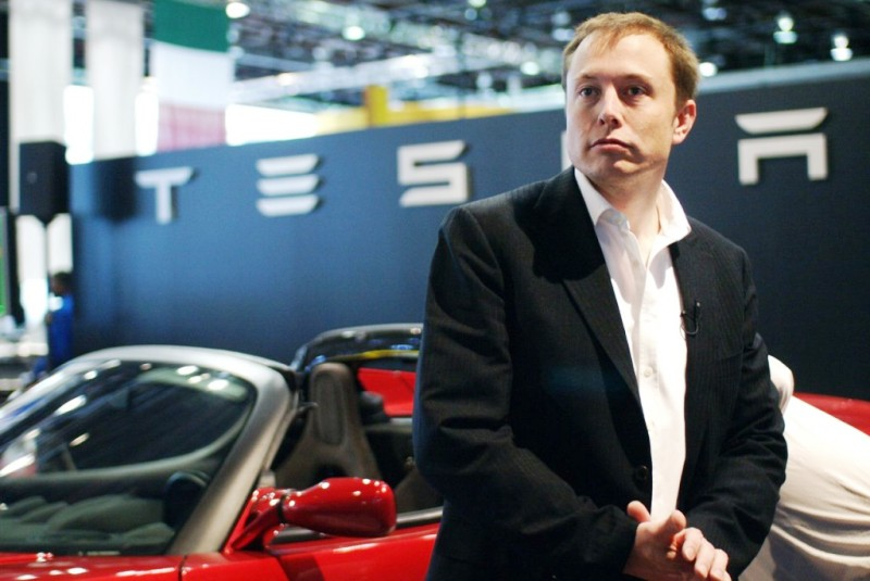 Илон Маск компания Тесла