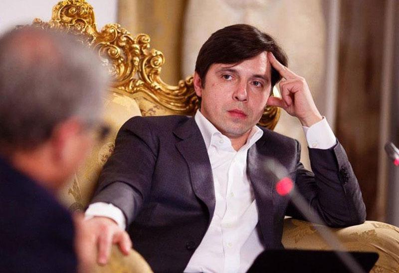 Гудбай, імперіє. Владимир Федорин