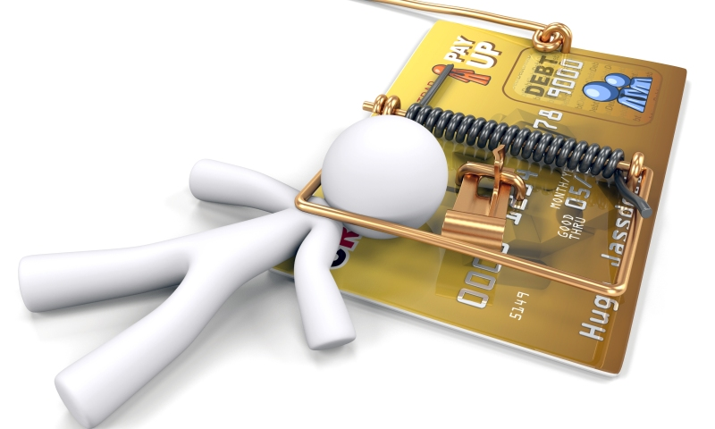 Небезпека від споживчого кредиту
