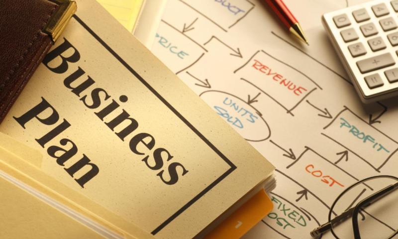 Бізнес-план для інвестування
