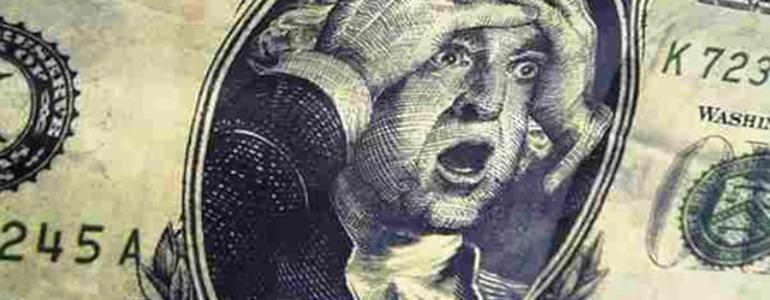 Чому курс доллару зростає??