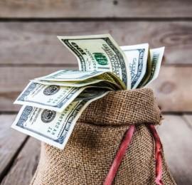 Средняя доходность по депозитным вкладам