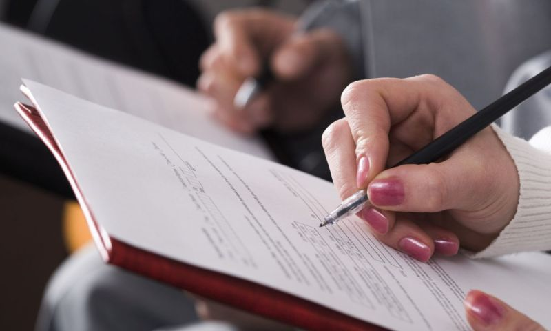 Заповнення податкової декларації для повернення грошей за навчання