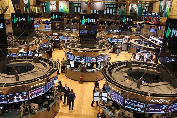 Компании NYSE